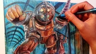 BioShock Drawing