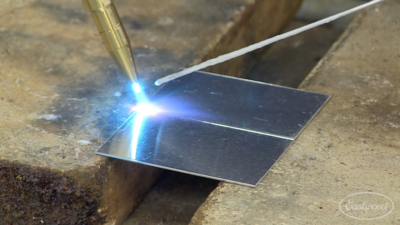 How To Gas Weld Aluminum Sheet Metal With A Cobra Torch From Eastwood