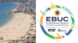 2019 EBUC - Portugal vs Czech Republic (CZ) - Mixed