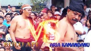 PERESEAN LOMBOK _ TV9 LOMBOK_2015_Aria Kamandanu/Haji Rizal VS Bulu Api (Lombok Island)_HD