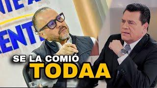 Ernesto Castro Le Pega Una Ahuevada A Moisés Urbina
