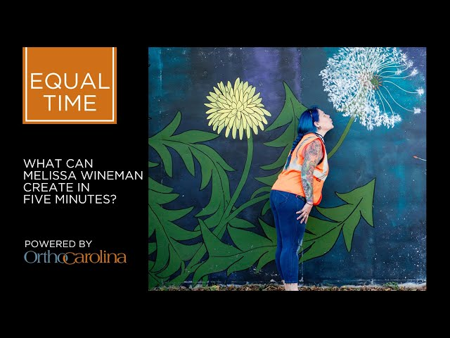 Equal Time: A Five-Minute Nature Trip with Melissa Wineman