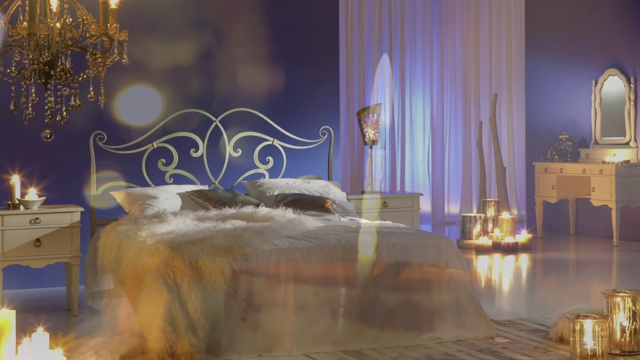 Make Your Bedroom A Romantic Oasis