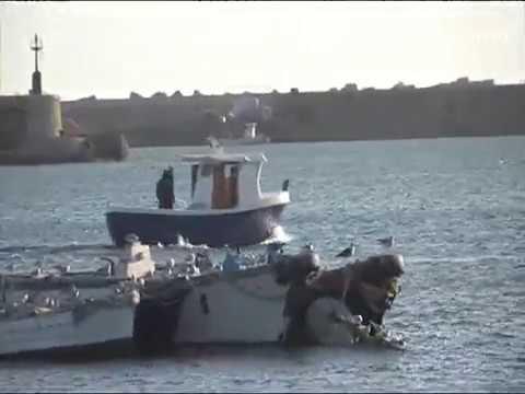 Barca da pesca working 27 licata youtube for Barca a vapore per barche da pesca