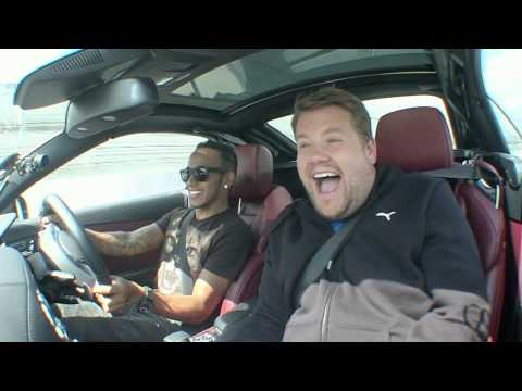 Lewis Hamilton Gives Fastest Ever Interview | Outtakes