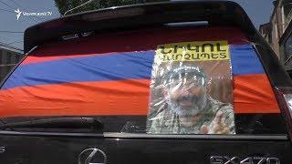 Վանաձոր-Երևան ավտոերթ՝ մասնակցելու վարչապետի հրավիրած հանրահավաքին