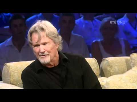 Kris Kristofferson on his special relationship with Sinéad O'Connor