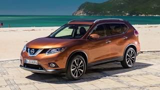 Test-drive Nissan Murano | Тест-драйв Ниссан Мурано