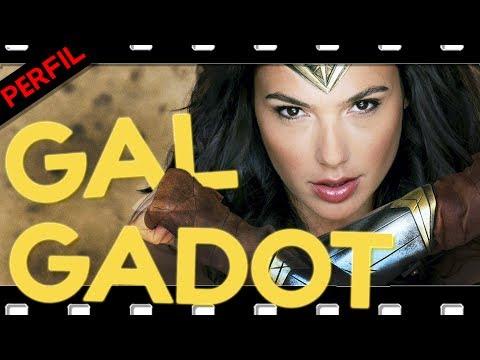 GAL GADOT, perfil da atriz de MULHER-MARAVILHA