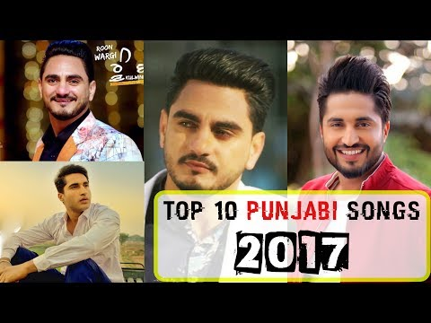 Top 10 Punjabi Songs 2017 - Video Jukebox | Latest Punjabi Songs | New Punjabi Songs