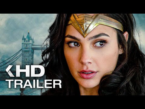 WONDER WOMAN 1984 Trailer Analyse Deutsch German (2020) - YouTube