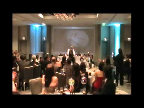 Debutante Ball Gig Log at The Sofitel Hotel, Beverly Hills Music Video Mixing DJ VJ