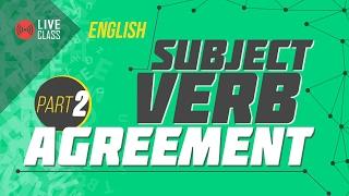 subject verb agreement live   ayman sadiq