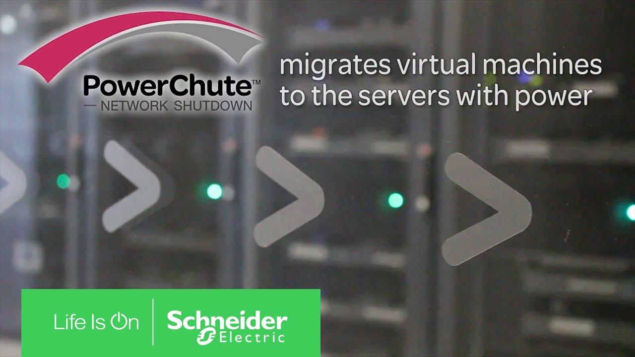 APC PowerChute Network Shutdown v4 0 – Virtual IT power protection