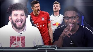 The BEST Team In The Bundesliga This Season Is... |#StatWarsTheLeague4 PlayOff