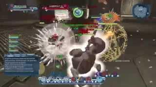 DC Universe Online- Social Elites re-destroys 300