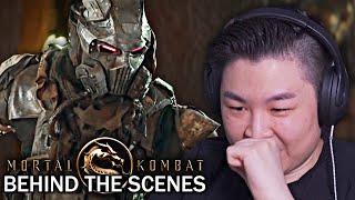 Mortal Kombat (2021) - Incontra il Kast !! [REAZIONE]