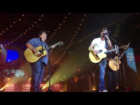 Jake Owen & Shenandoah - Sunday in The South