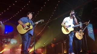 Jake Owen & Shenandoah - Sunday in The South YouTube Videos