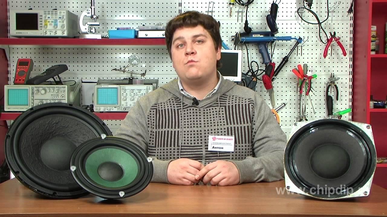 Громкоговорители – устройства, преобразующие электрические сигналы в акустические и излучающие их в окружающее пространство (обычно в воздушную среду). Громкоговорители состоят из нескольких излучающих головок, которые и генерируют звук, а также акустического оформления, которое.