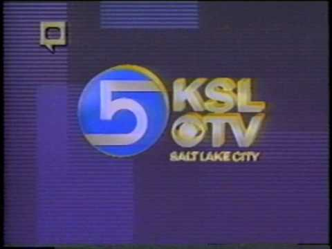 KSL-TV 5 NEWS OPEN - SALT LAKE CITY, UTAH - 1989