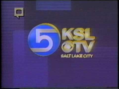 KSL-TV 5 NEWS OPEN - SALT LAKE CITY, UTAH - 1989
