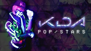 【まじめ】POP/STARS踊ってみた【K/DA|League of Legends】