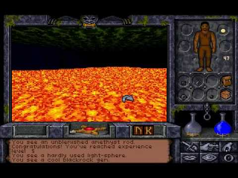 Ultima Underworld II - Speedrun [22m 38s]