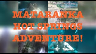 MATARANKA HOT SPRINGS ADVENTURE - Northern Territory, Australia - Travel VLOG #1