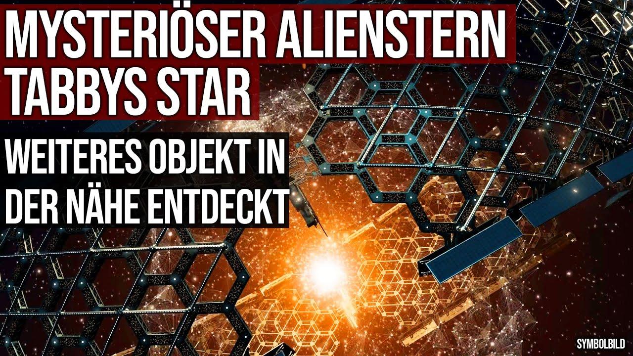 Mysteriöser Alien Stern Tabbys Star - Weiteres Objekt in der Nähe entdeckt