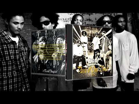 Thugs-N-Harmony B.O.N.E. // Best rap group // BoneThugsNL