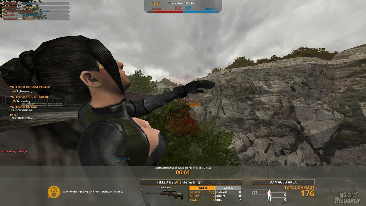 combat arms valofe