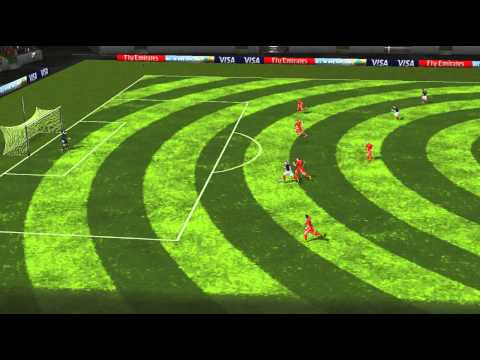 FIFA 14 Windows 8 - Suisse VS France