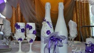 видео оформление свадеб