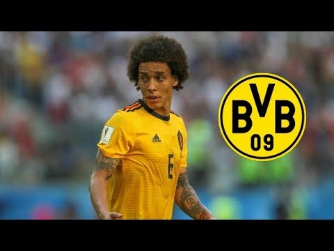 Axel Witsel - Welcome to Borussia Dortmund! | Best Goals, Skills & Assists 2018 | HD
