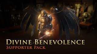 Path of Exile: Divine Benevolence Supporter Pack