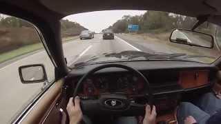 POV Drive: Jaguar XJ6
