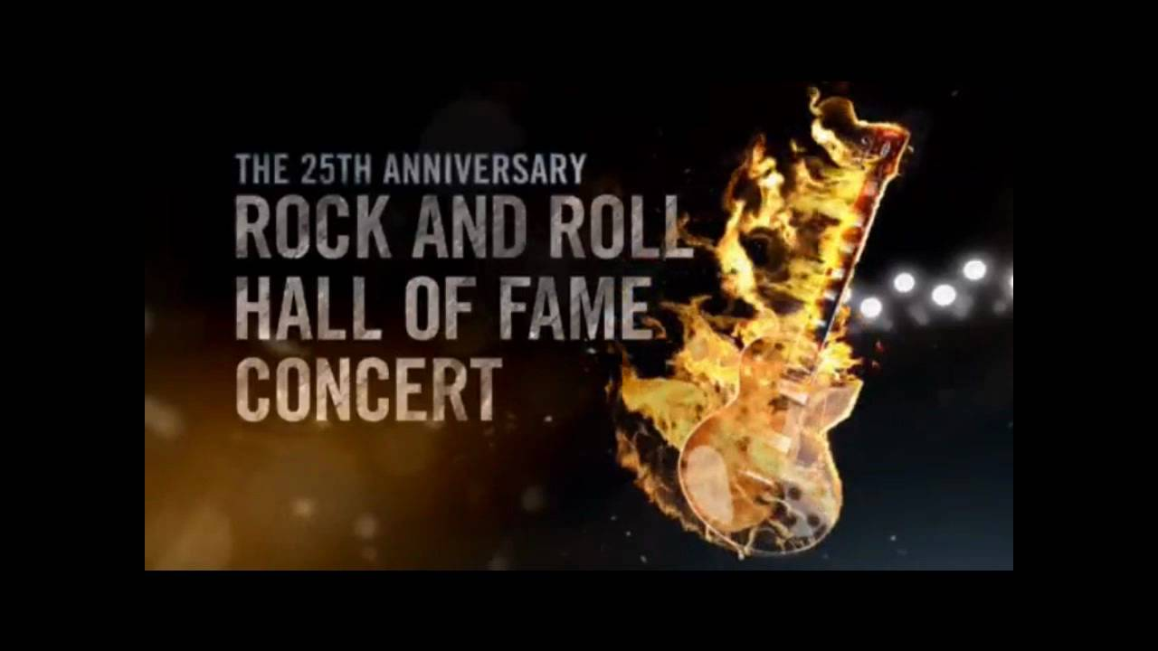 the 25th anniversary rock and roll hall of fame concert preview hbo hd extended youtube. Black Bedroom Furniture Sets. Home Design Ideas