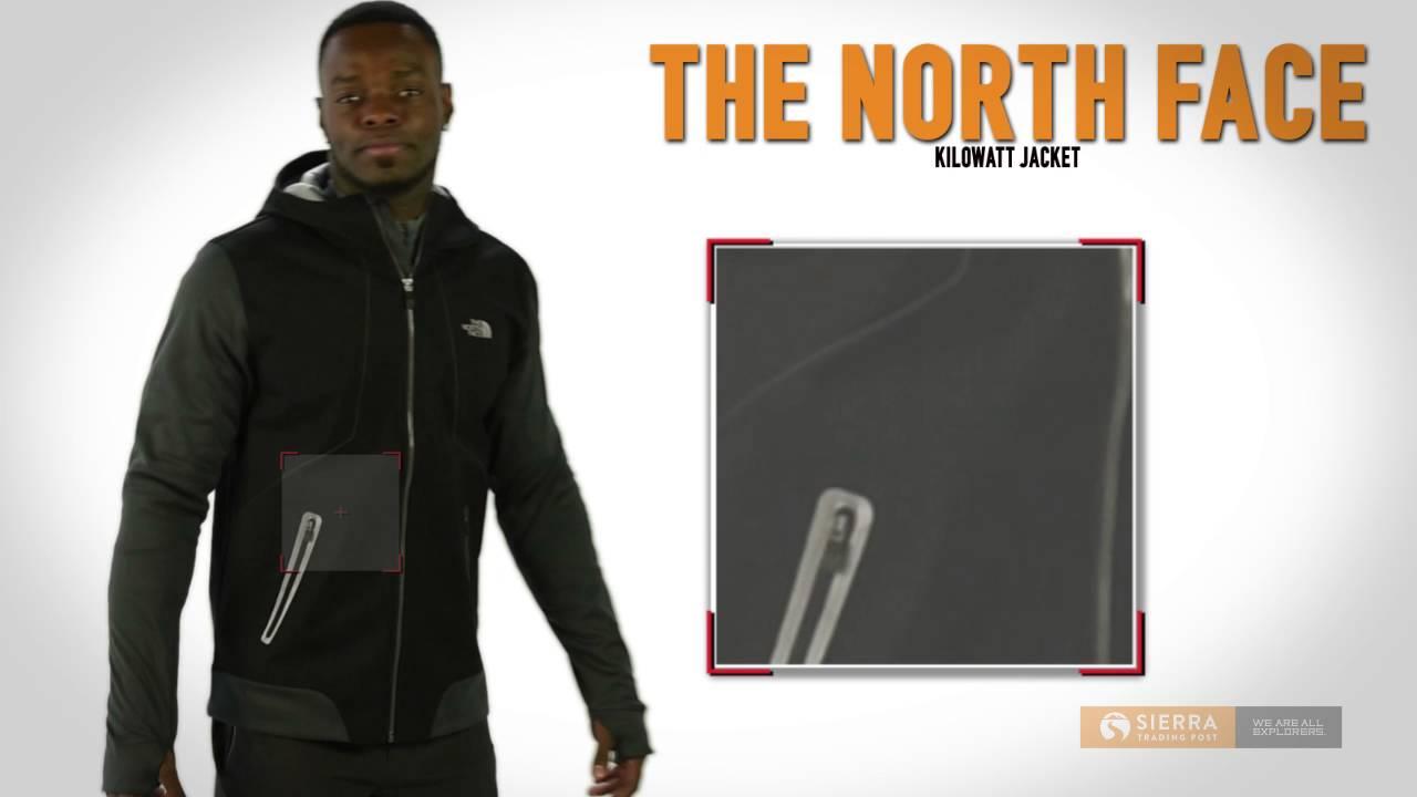 d5b16f45534b The North Face Kilowatt Jacket - Hooded (For Men) - YouTube