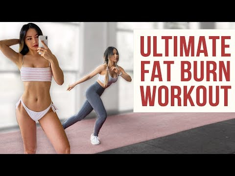 ULTIMATE Full Body FAT BURN Workout ��12 min Home Workout