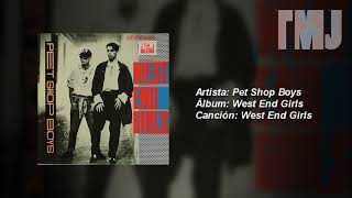 Letra Traducida West End Girls de Pet Shop Boys