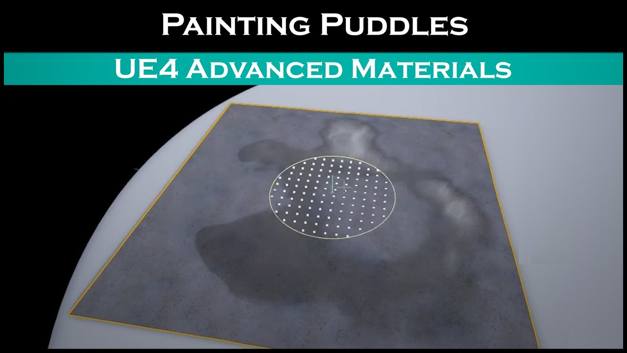 Ue4 Advanced Material - Year of Clean Water
