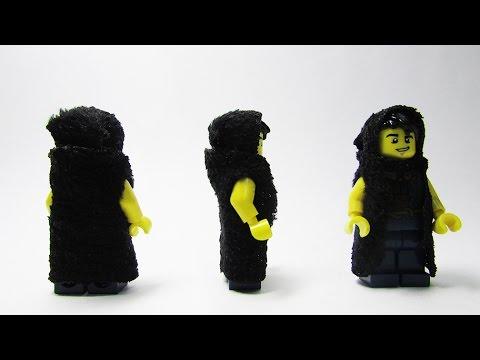 Лего плащи как сделать 430