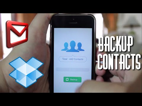 How to Backup iPhone Contacts to Google Drive 2020 (2 Methods).