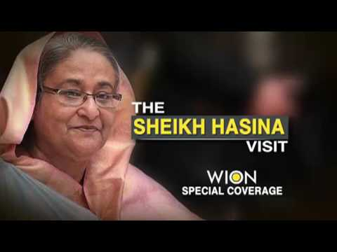 Special coverage: The Sheikh Hasina visit