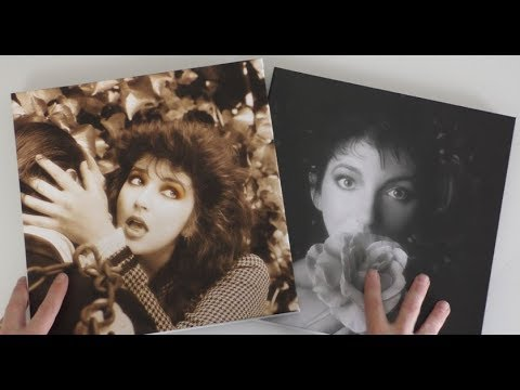 Kate Bush / 2018 remasters unboxing video Mp3