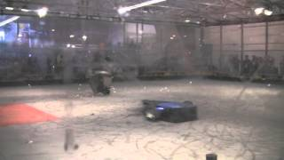 Combots Cup VII 2012- Last Rites vs Electric Boogaloo