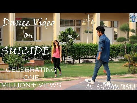Thumbnail: || DANCE ON SUICIDE BY SUKHE || LATEST PUNJABI SONG 2016 OFFICIAL VIDEO || FEAT. SHIVAM JOSHI ||
