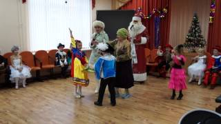 Музыкальный Дед Мороз в Санкт-Петербурге!