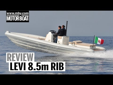 Levi 8.5m RIB | Review | Motor Boat & Yachting